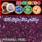 SNAZAROO FACE PAINT GLITTER DUST FUCHSIA PINK 12ML TUB